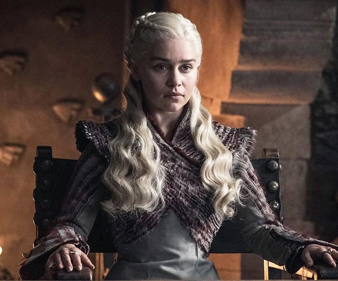 Daenerys Targaryen in 'Game of Thrones' season 8.