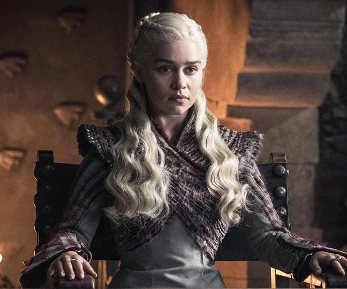 Daenerys Targaryen in 'Game of Thrones' season 8.