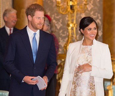 The Duke And Duchess Of Sussex Welcome Their First Child!
