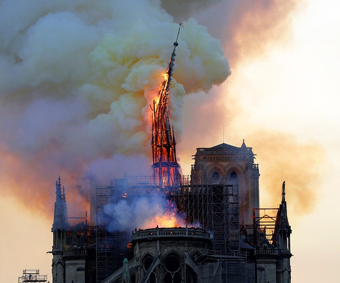 The Fashion World's Heartfelt Response To The Notre Dame Fire