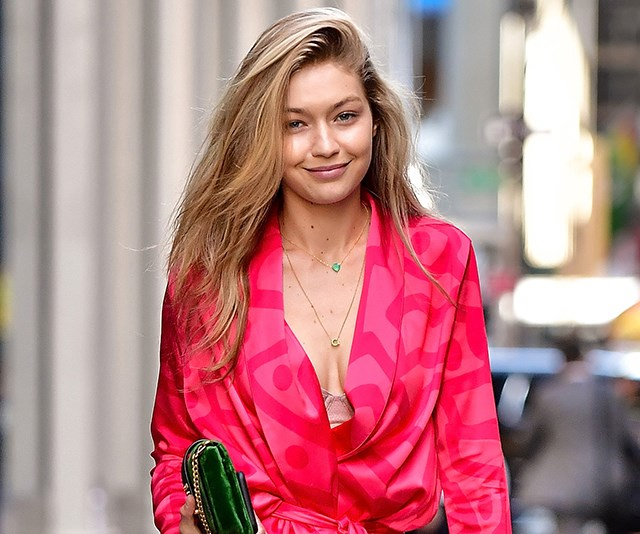 Gigi Hadid Actually Looked Great At Her High School Prom