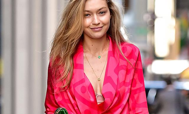 Gigi Hadid Prom  Dress