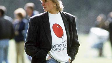 10 Times Celebrities Dressed Like Princess Diana