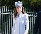 Kate Middleton Re-Wears Alexander McQueen For Easter Service