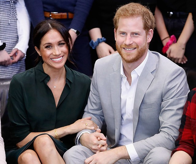 Meghan Markle And Prince Harry Might Be Moving To Africa Once Their Baby Is Born
