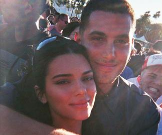 Meet Fai Khadra, The Handsome Mystery Man All Over Kendall Jenner's Instagram