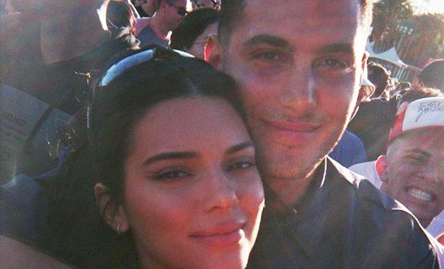 Meet Fai Khadra, The Handsome Mystery Man All Over Kendall Jenner's Instagram