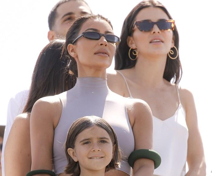 Kardashians Sunday Service Coachella