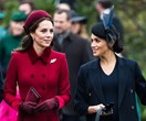 Meghan Markle Diffuses Those Feud Rumours With An Instagram Comment