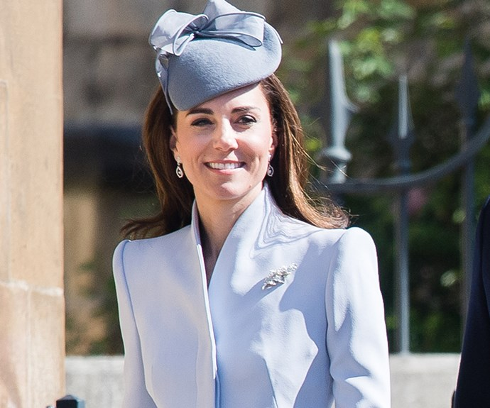 The Subtle Way Kate Middleton Paid Tribute To Her Wedding Anniversary