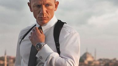The Official Cast For The Next 'James Bond' Film Has Just Been Announced
