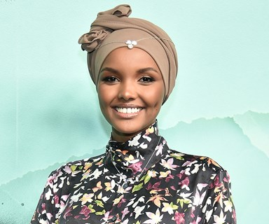 Halima Aden Becomes The World's First Model To Wear a Hijab And Burkini For Sports Illustrated's Swimsuit Issue