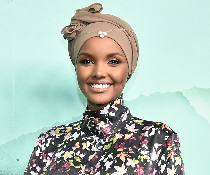 Halima Aden Sports Illustrated Swimsuit Issue Hijab Burkini