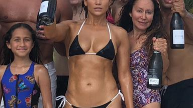 The Secret Behind Jennifer Lopez's Incredible Abs