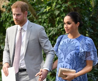 Possible royal baby name predictions for Prince Harry and Meghan Markle's baby Sussex
