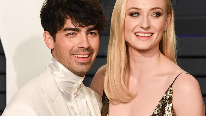 Sophie Turner And Joe Jonas Just Got Married in Las Vegas