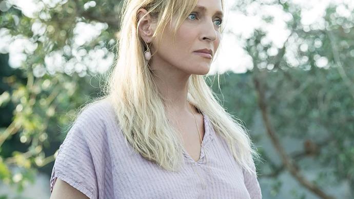Uma Thurman stars in Netflix's 'Chambers.'