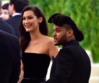 Bella Hadid The Weeknd Jewellery