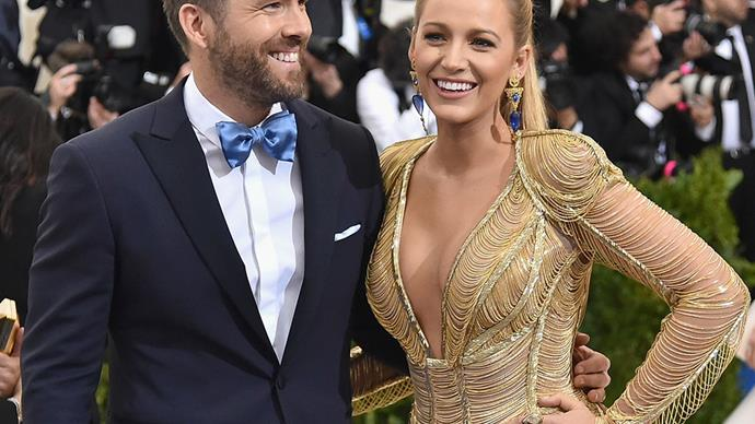 Blake Lively And Ryan Reynolds Are Expecting Their Third Child