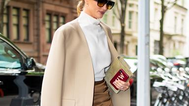 Rosie Huntington-Whiteley Is The Only Workwear Inspiration You Need