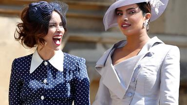 How Meghan Markle's Celebrity Friends Reacted To The Royal Baby Birth