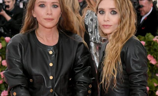 Mary-Kate and Ashley Olsen Made A Rare Appearance At The 2019 Met Gala