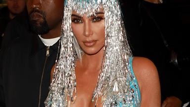 Kim Kardashian's Met Gala After Party Outfit Was Even More Insane Than Her Red Carpet Look