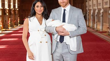 Meghan Markle and Prince Harry Just Revealed The Royal Baby's Name
