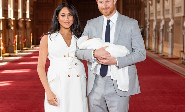 Prince Harry Meghan Markle Baby Name Royal Official