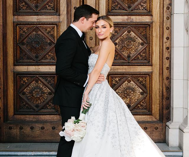 Glasshouse Melbourne Wedding: Real Bride Inspiration