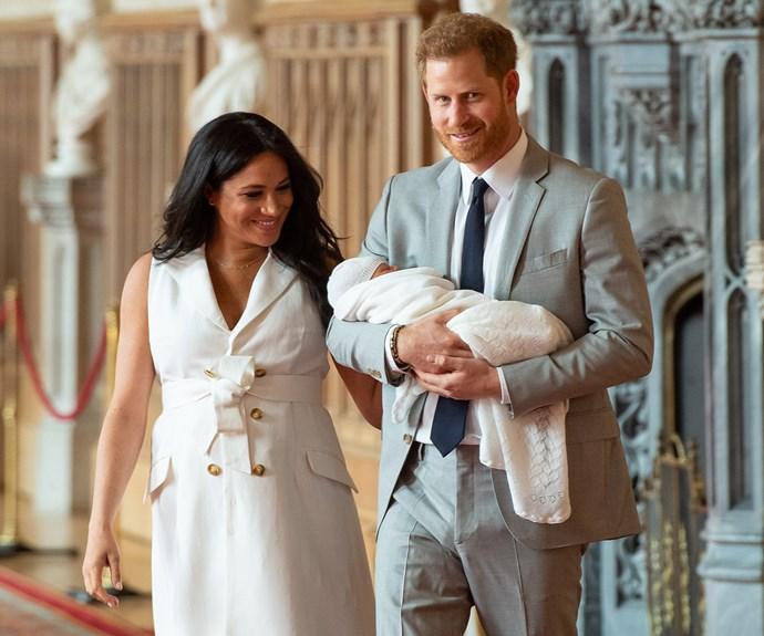 Why Meghan Markle Prince Harry Chose Name Archie