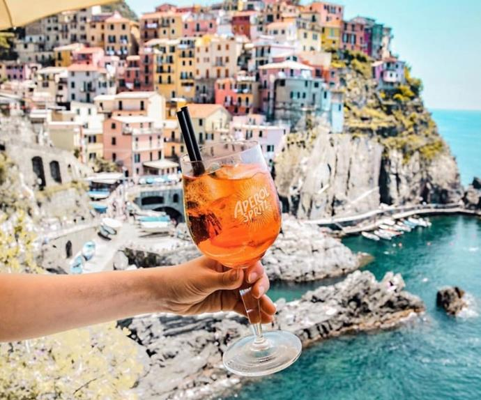 Aperol Spritz Debate The New Yorker New York Times