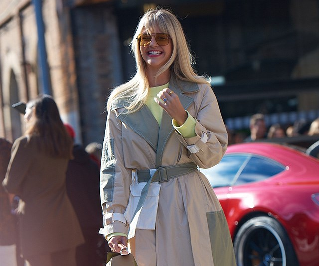 Every Must-See Street Style Moment From Mercedes-Benz Fashion Week Australia's Day One