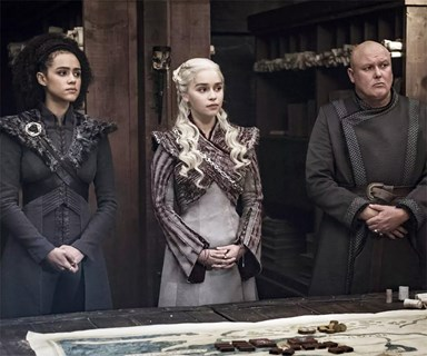 Did We Miss Varys Trying To Poison Daenerys In That Episode?