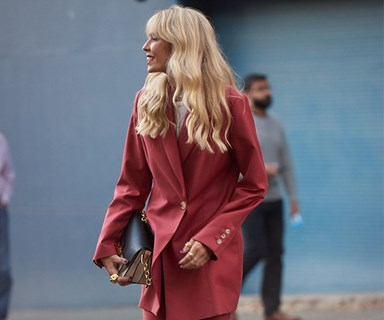 The Best Street-Style Moments From Day Two Of Mercedes-Benz Fashion Week Australia