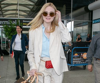 The Best Off-Duty Airport Looks At Cannes Film Festival