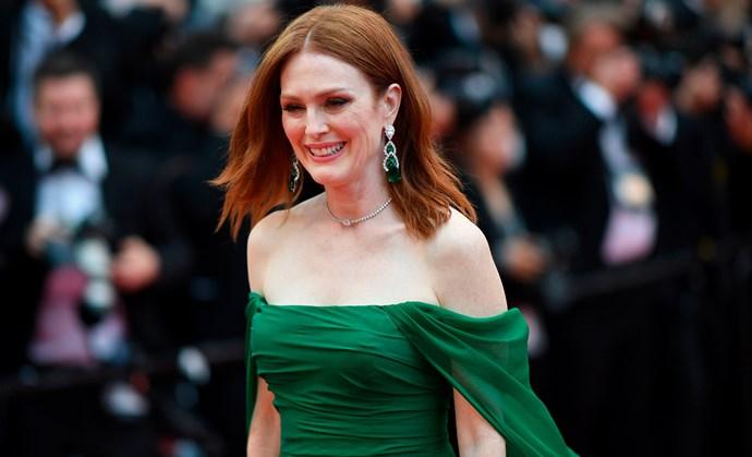 Cannes Film Festival 2019 Best Red Carpet Looks Day One Julianne Moore