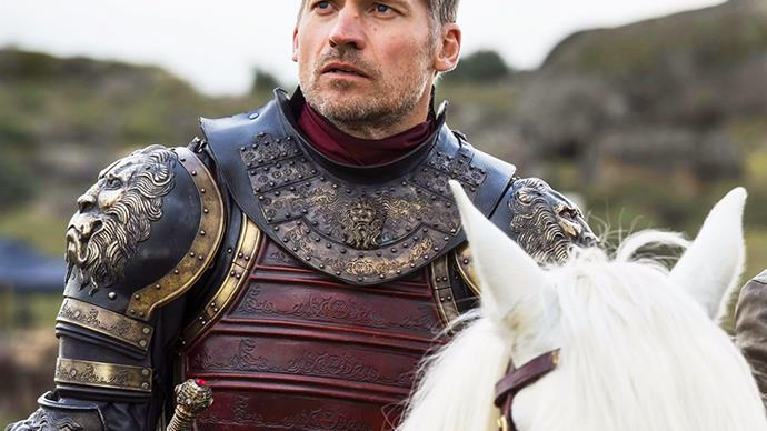 Jaime Lannister in 'Game of Thrones.'