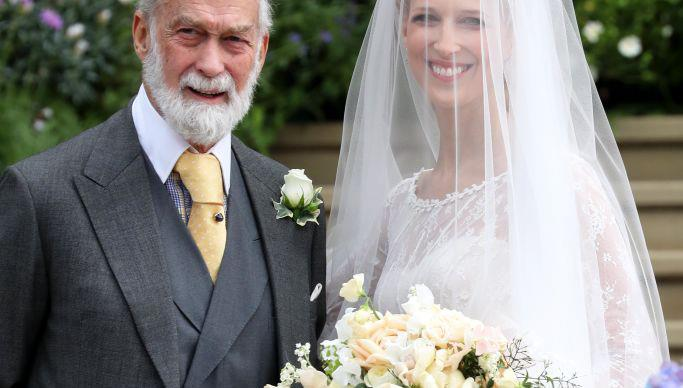Lady Gabriella Windsor Thomas Kingston Royal Wedding