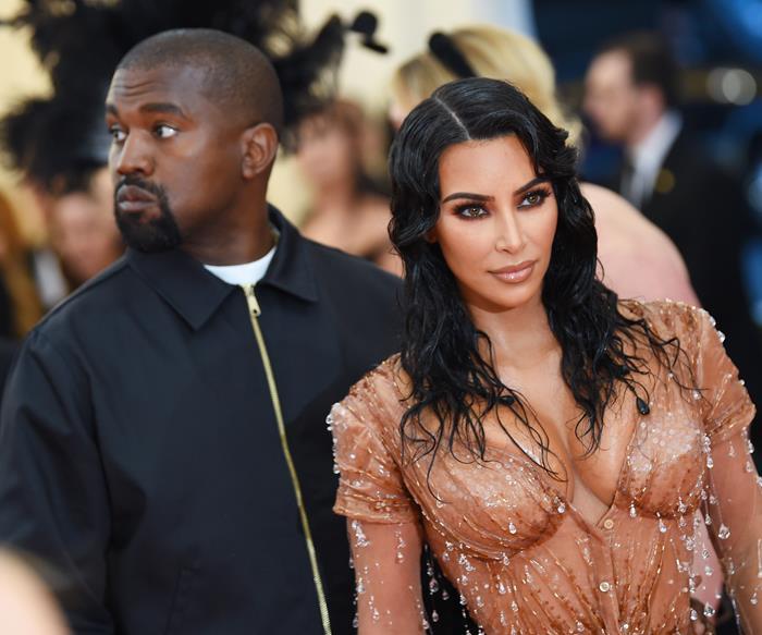 Kim Kardashian and Kanye West Just Revealed Their Fourth Baby Name