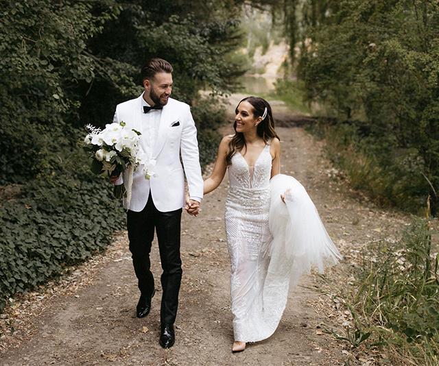 Glen Ewin Estate Wedding: A Real Bride's Modern Ceremony