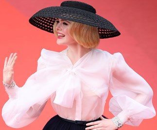 Elle Fanning Cannes Film Festival 2019 Once Upon A Time In Hollywood Premiere