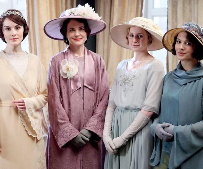 Downton Abbey Movie Trailer Australia
