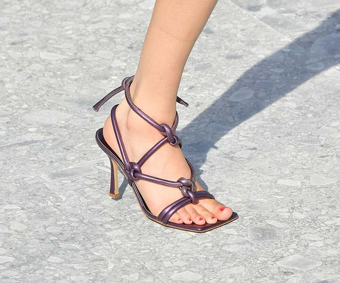 Bottega Veneta shoes.
