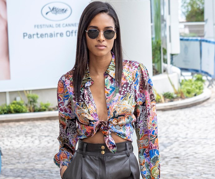 All The Chic Off-Duty Outfits From Day 10 Of The 2019 Cannes Film Festival