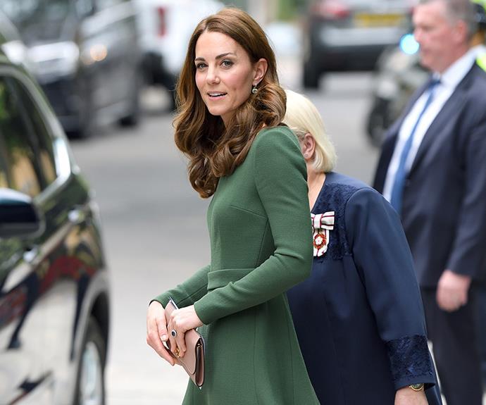Kate Middleton diet exercise