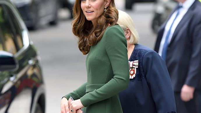 Kate Middleton diet exercise