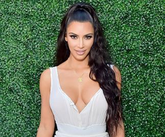Kim Kardashian West Hairstyle Haircut 2019