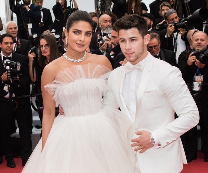 Priyanka Chopra Nick Jonas Meghan Markle Archie Harrison Gifts