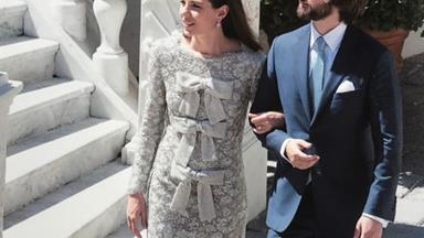 The Story Behind Charlotte Casiraghi's Royal Wedding Necklace